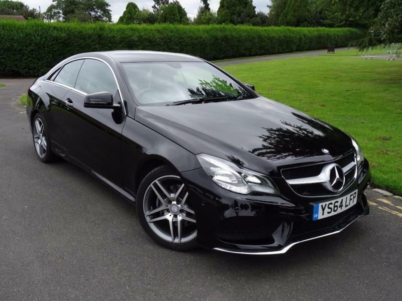 mercedes e class e250 cdi amg line start stop coupe 2015 64 in redbridge london gumtree. Black Bedroom Furniture Sets. Home Design Ideas