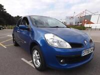 Renault Clio 1.2 16v 75 Expression 2008 83000 MILES