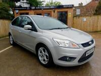 **PRICE DROP**2009 FORD FOCUS 1.6 ( 100ps ) ZETEC IN SILVER