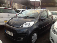 Peugeot 107 1.0 12v ( 68bhp ) 2012.25MY Active