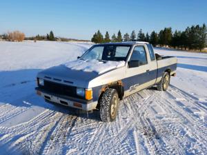 1988 Nissan Pickup v6 2wd