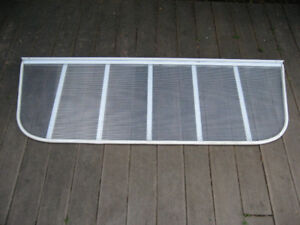 """Conquest Steel Window Well Cover 66"""" x 24"""" For Basement Windows"""