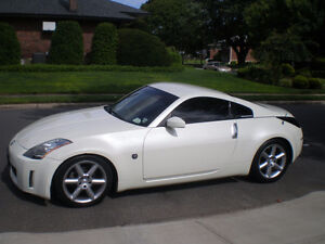 Wanted 2003-04 Nissan 350Z Coupe (2 door)