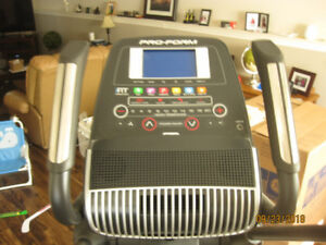 Pro-Form 6.0ET series Elliptical
