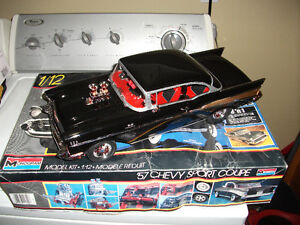 1/12 SCALE 57 CHEVY