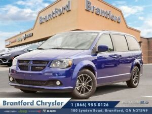 2018 Dodge Grand Caravan GT  - Navigation - $282.41 B/W