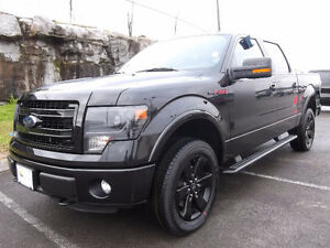 2013 Ford F-150 SuperCrew Pickup Truck