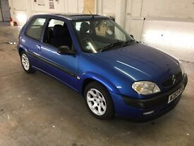 Citroen Saxo Furio 1.4 VTR Lookalike Open to offer for quick sale