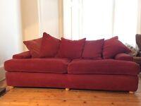 TAKEN - Super Comfy Sofa