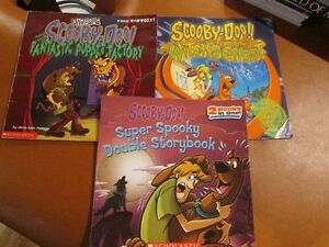 Scooby-Doo books