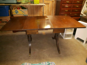 Antique dinning table.