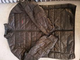Barbour penton jacket fibre down