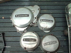 point side covers kawasaki