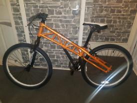 Gatecrasher mountain bike