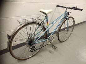PEUGEOT LADIES BIKE FIVE SPEED SIZE 50CM