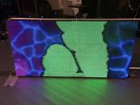 Led screen hire for event / wedding / retail / conference / DJ / club / bar