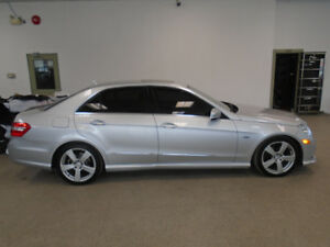 2011 MERCEDES E350 BLUETEC! DIESEL! 123,000KMS! ONLY $18,900!!!!