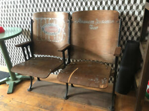 1930's Theatre Chairs