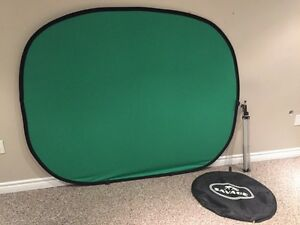 Savage Chroma Green Blue Screen