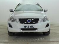 2012 Volvo XC60 2.4 D3 R-DESIGN AWD 5d AUTO 161 BHP Diesel white Automatic