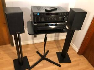 Sony and Sound Dynamics Home stereo