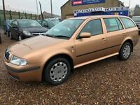 Skoda Octavia 1.6 Ambiente GREAT LOOKING ESTATE V CLEAN WITH LOADS OF HISTORY