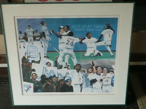 Framed - Toronto Blue Jays picture