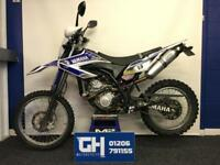 2016 (66) YAMAHA WR125R | VERY GOOD CONDITION | ARROW EXHAUST | GRAPHICS & GUARD
