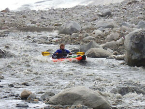 Pack Rafting Course with Tatshenshini Expediting