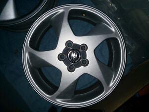 """Wheels 16"""" Aluminum Alloy Rims 5X108 Excellent !!!!    Please R"""