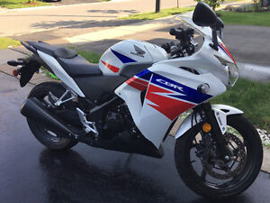 2013 Honda CBR250R ABS **Showroom Condition** CERTIFIED