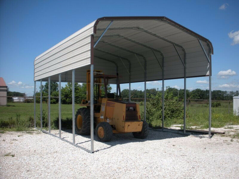 Portable Metal Carport Shelters - Cover your RV/Boat/Toys ...