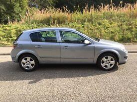 2008 58 Vauxhall Astra 1.4 Breeze Plus 56000 Miles,