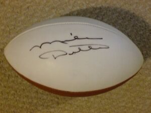MIKE DITKA AUTOGRAPHED FOOTBALL