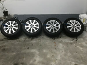 4 Used Winter Tires For Sale