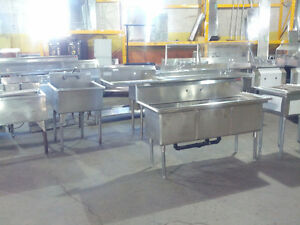 Stainless Steel Table/Restaurant Sink/Cabinet/Shelving system
