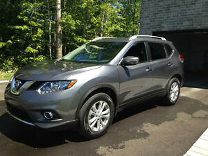 TRANSFERE LOCATION nissan Rogue SV 2015 avec $$$