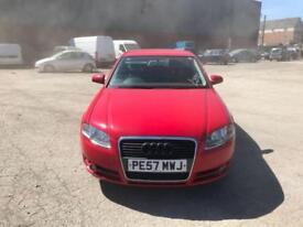 Audi A4 2.0TDi SE 4 DOOR - 2007 57-REG - 8 MONTHS MOT