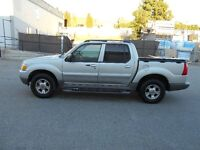 2003 Ford Explorer Sport Trac XLT Auto FINANCE AVAILABLE