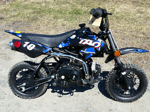 2016 Dirt bike 110cc NEW $699