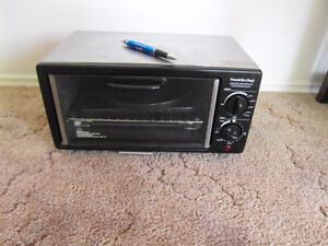 Franklin Chef Electric Toaster Oven and Broiler