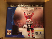 PS4 PLAY STATION 4, 500GB WITH NHL16 BUNDLE (NEW)