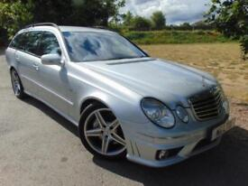 2008 Mercedes Benz E Class E63K 5dr Tip Auto FSH! Dynamic Seats! COMMAND! 5 ...