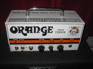 Ampli Orange Tiny Terror....Échange considéré
