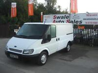 2004 FORD TRANSIT ExecAir LOW TOP 2L TDi (85PS) SWB WITH LONG MOT