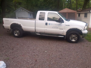 2005 Ford F-350 Turbo Diesel 6.0L Pickup Truck