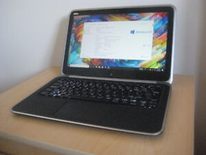 Dell XPS 12 Convertible Touch Laptop, i7, 8GB RAM, 128GB RAM