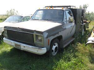 1980 Chevrolet 1 Ton welding truck