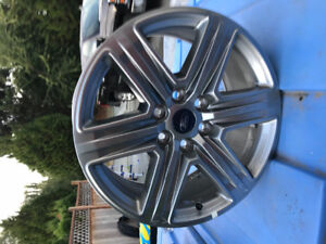 2018 Ford 20 inch Rims (4)