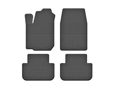 Fußmatten Auto Autoteppich passend für Renault Modus 2004-2012